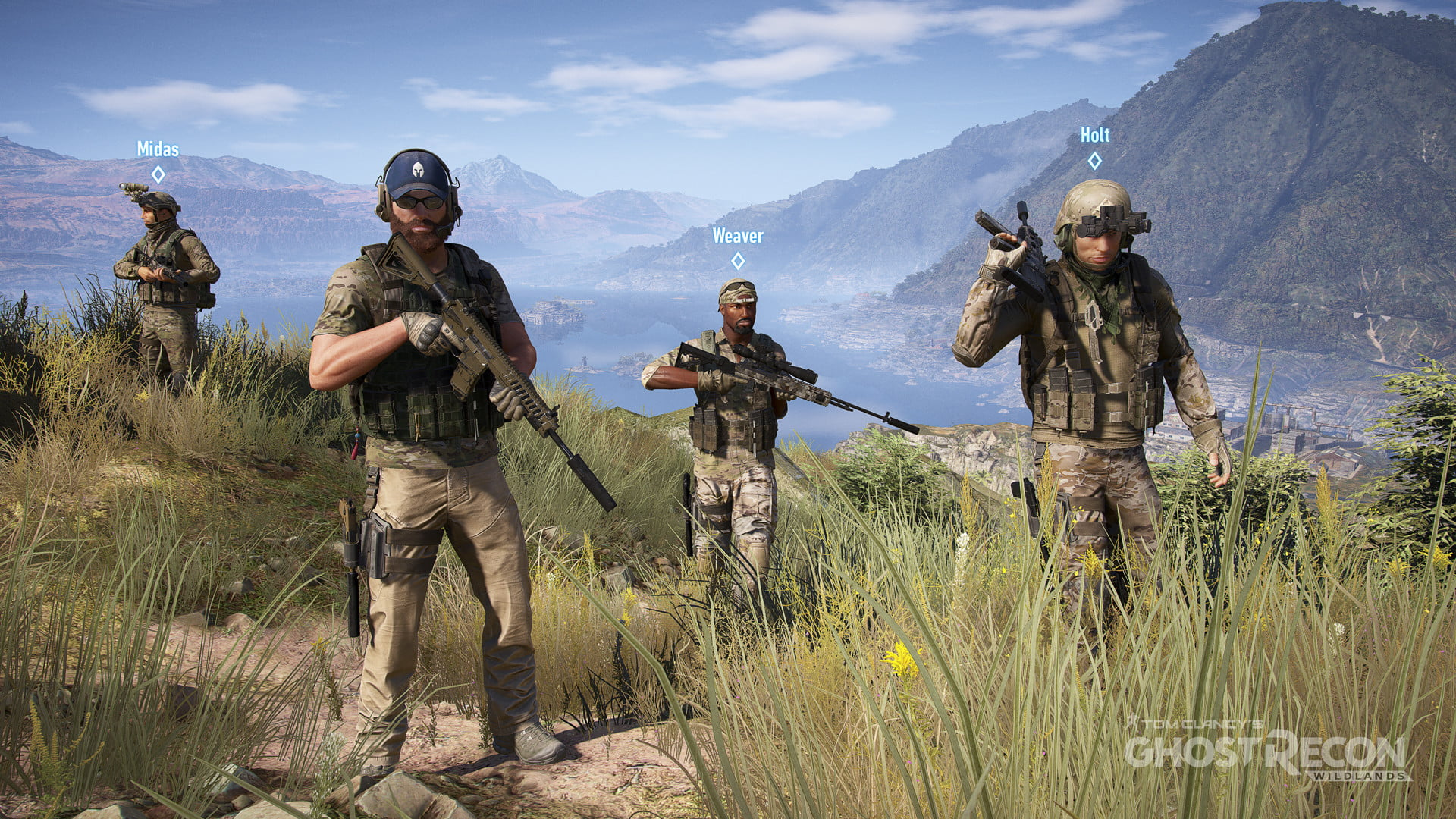 Ubisoft Is Making Ghost Recon Wildlands More Like Rainbow Six