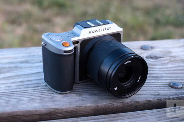 Hasselblad X1D 50c Review front angle