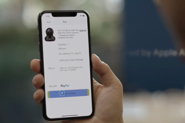 selezione premium 7b729 a103a eBay's HeadGaze Lets You Control Your iPhone X With Head ...