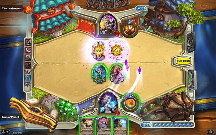 best free to play games hearthstonemac2