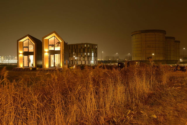 heijmans one houses are portable and live on vacant lots 049