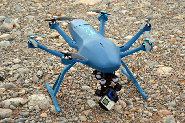 dubai to use drones catch litterers hexo  drone 0057