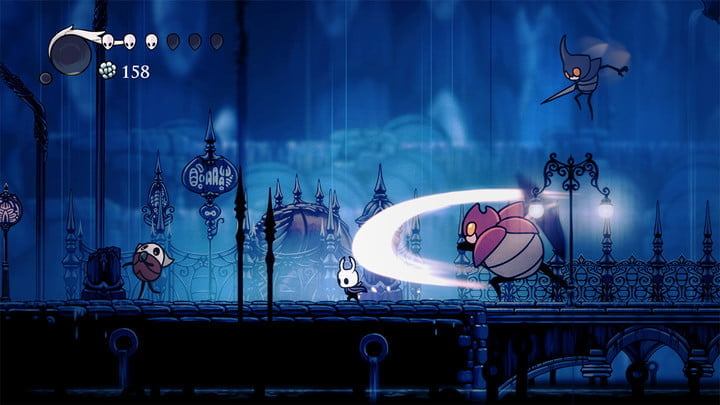 best indie games on nintendo switch hollow knight