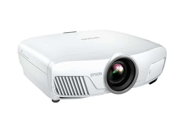 Home Cinema 4000 projector facing right