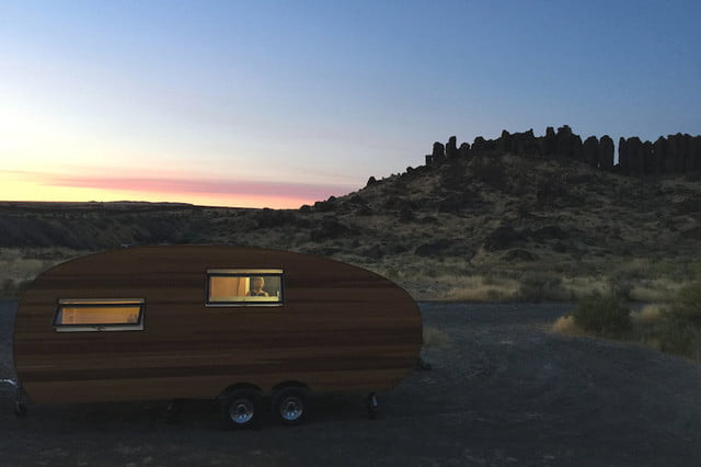 Homegrown Trailers Timberland