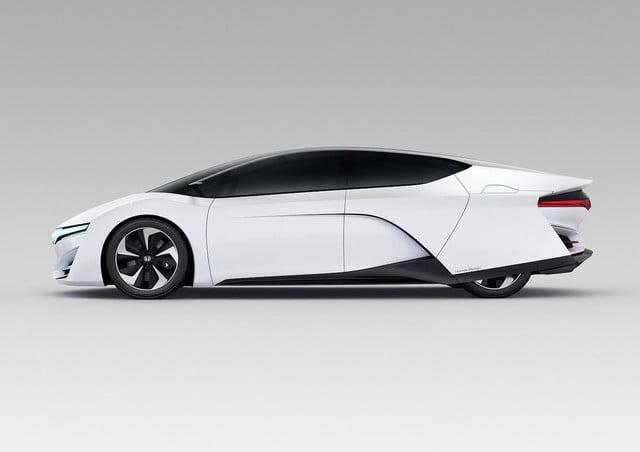 honda reveals fcev concept showing theres plan give fuel cell technology 06