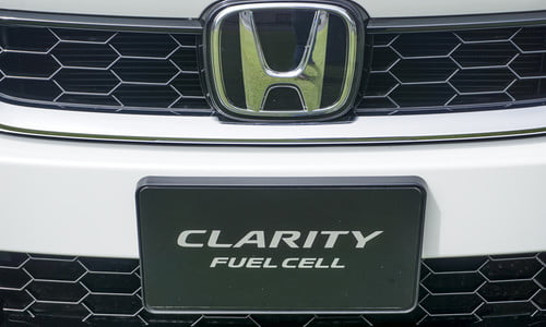 Honda's 2017 Clarity fuel cell vehicle is a very good deal | Digital