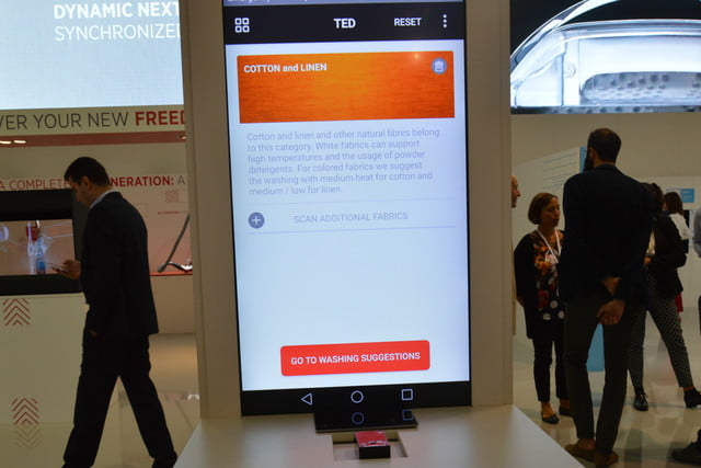 cool washers and dryers from ifa 2016 hoover ted washer app