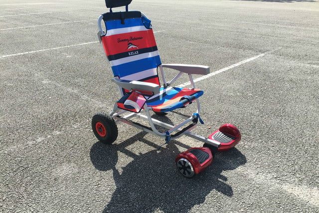 hovercart hoverboard chair 03