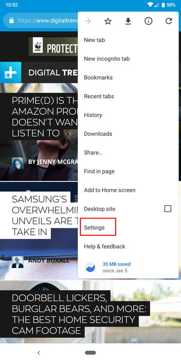 How to stop pop-up ads in Android