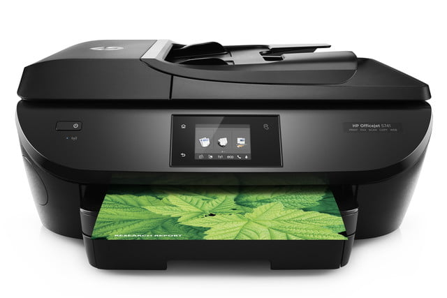 hp puts spotlight on instant ink refill program with new inkjet printers officejet 5741 product