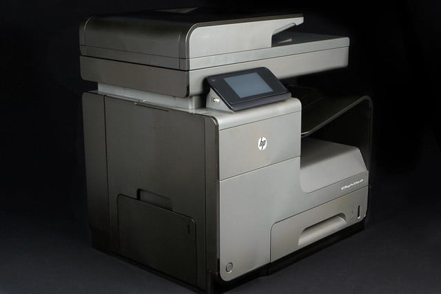 HP OfficeJet Pro X front angle