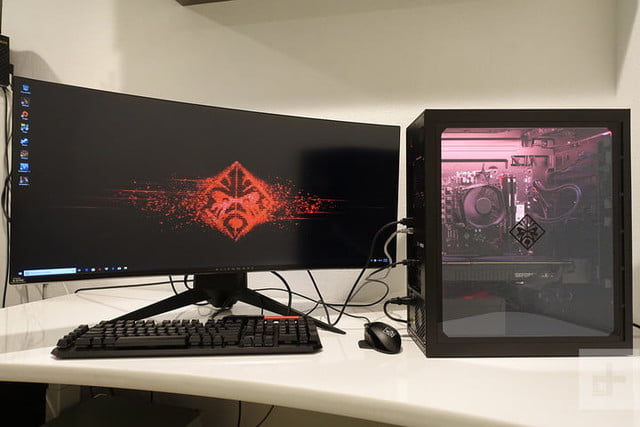 HP Omen Obelisk review