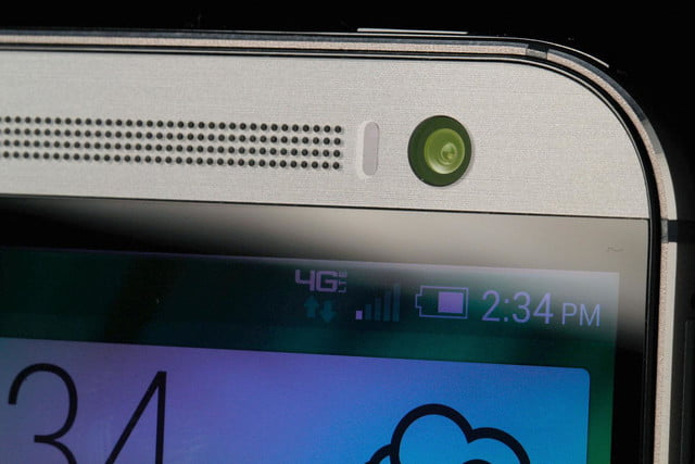 HTC 1 M8 front camera