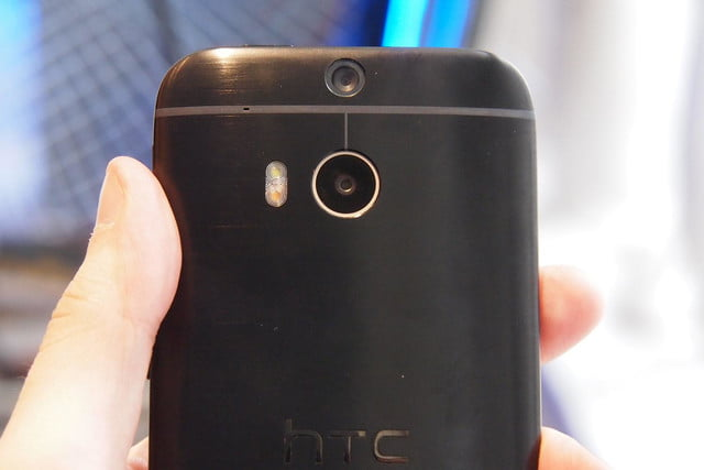 HTC One M8 Harman Kardon Edition rear camera