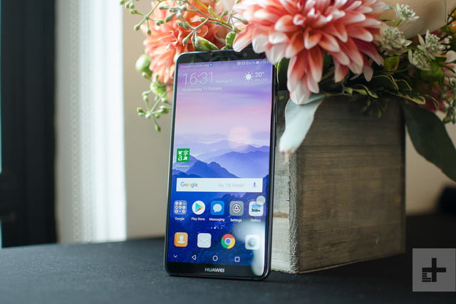 Huawei Mate 10 Pro review full flowers