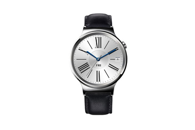 huawei watch news stainless leather front