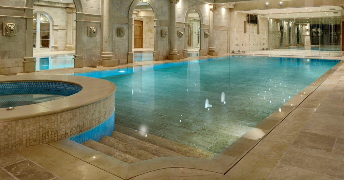 Hydro Floors Make Hidden Swimming Pools In Your Home Digital Trends