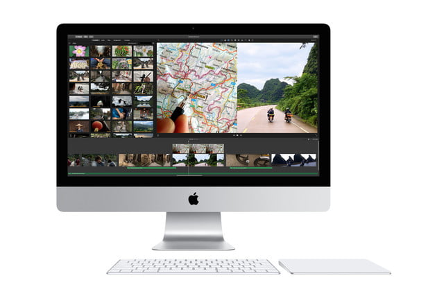 apple announces new 21 5 inch 4k imac revamped accessories and more with touchpad