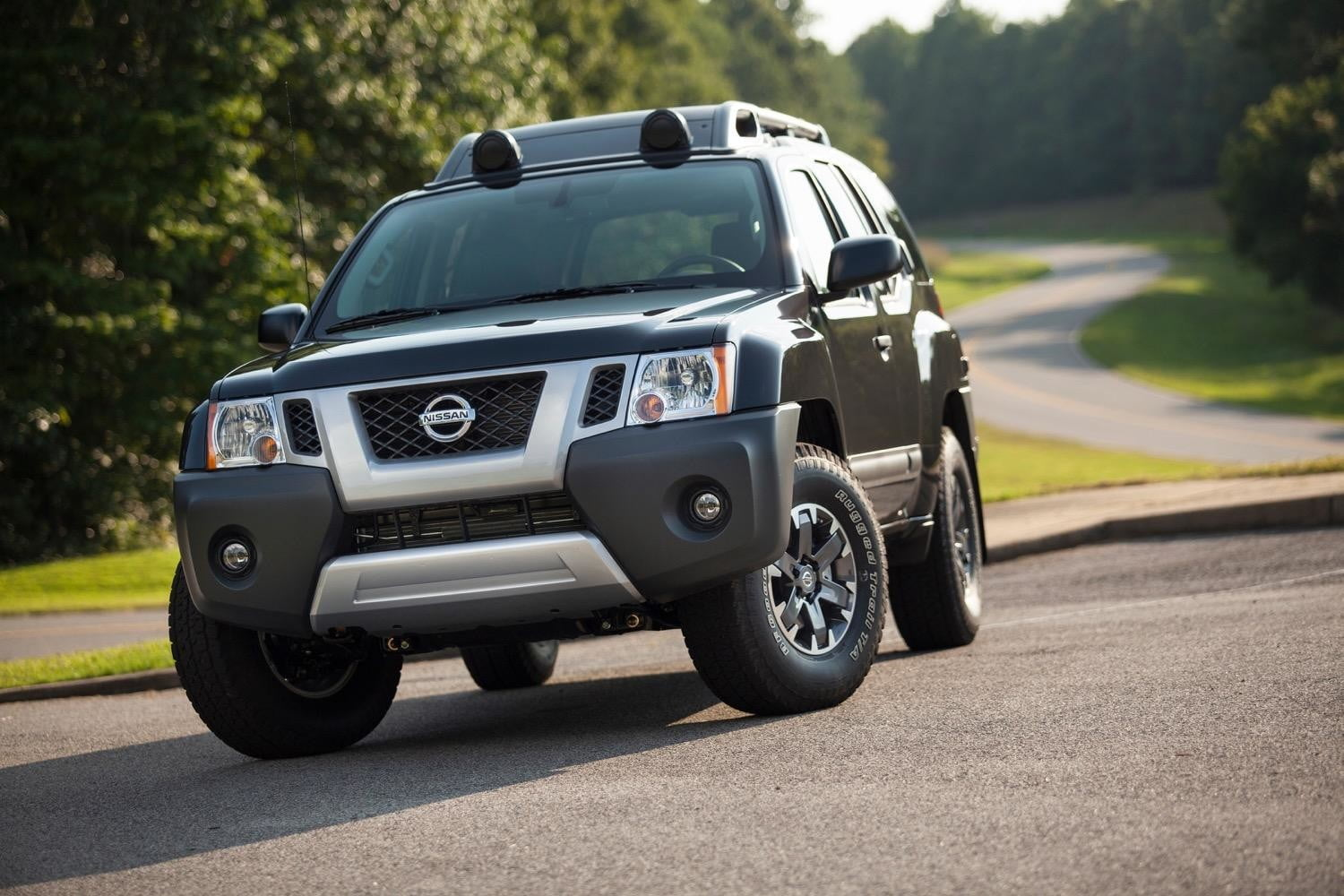 front i nissan kit xterra leveling frontier inch