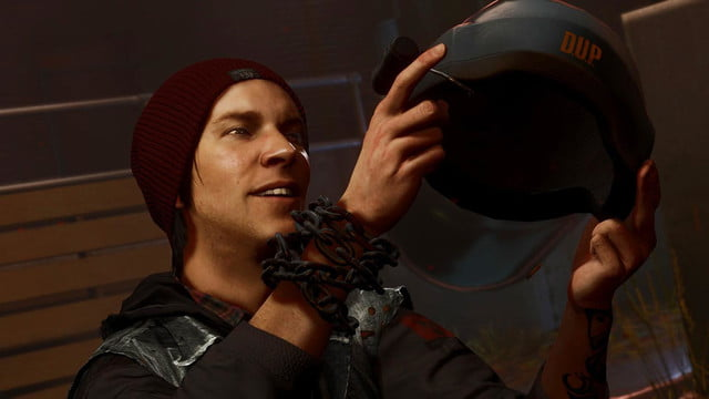 Infamous Second Son screenshot 14