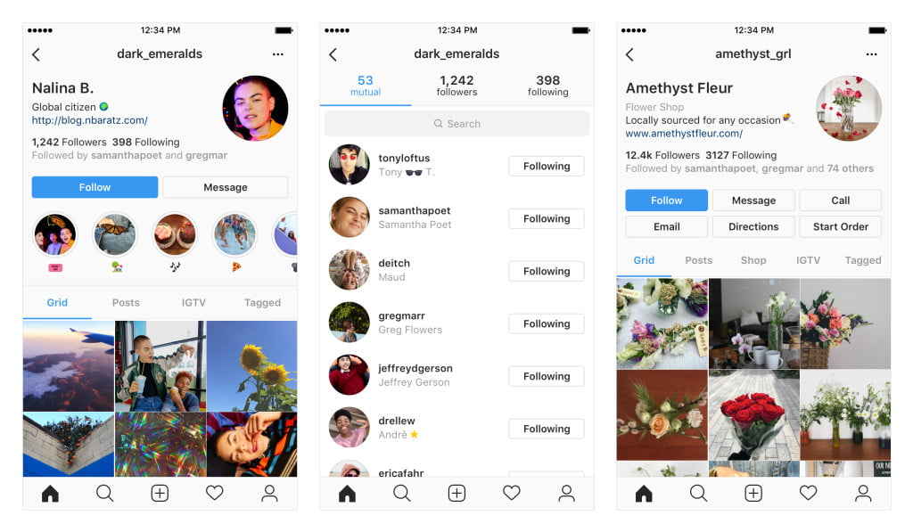Instagram Is About to Change the Look of Your Profile Page | Digital