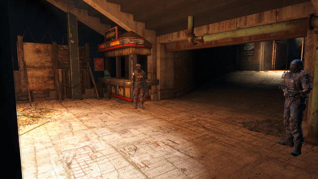 enter the wasteland without leaving home with our 5k screenshots from fallout 4 interiors1