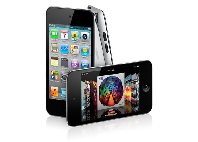 Ipod Touch 4Th Generation Specs Compared To Iphone 4
