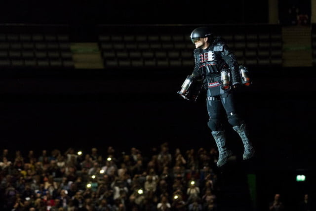 You can now buy a real-life Iron Man-style jetsuit … for the price of a house