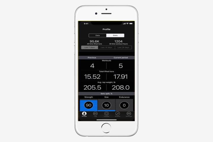 best health and fitness apps for iphone irongains