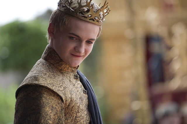 most hated tv characters jack gleeson as joffrey baratheon game of thrones