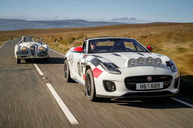 jaguar builds rally ready 2019 f type to turn heads car 4