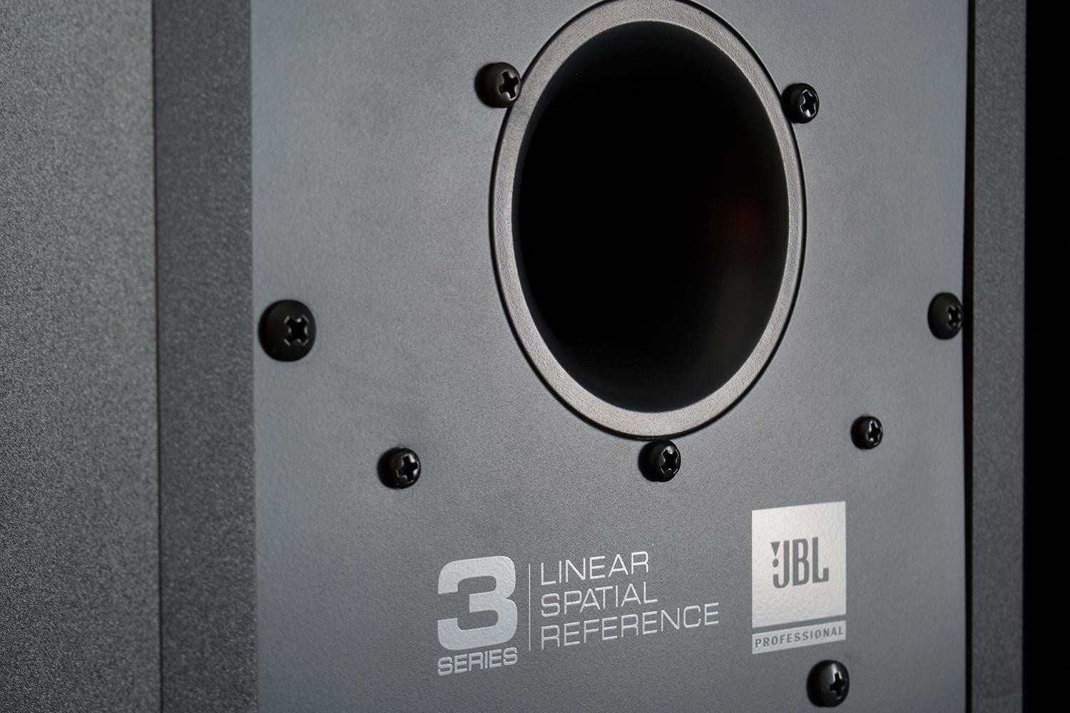 Each Monitors Five Inch Long Throw Woofer And One Soft Dome Tweeter Are Powered By 41 Watts Of Class D Amplification JBL Claims A Frequency Response