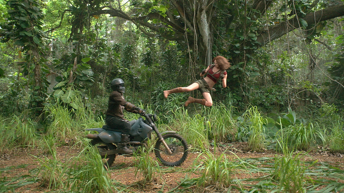 Jumanji: Welcome to the Jungle' review