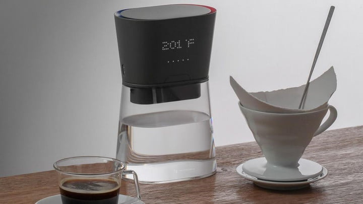heatworks duo carafe ces 2019 2 kettle