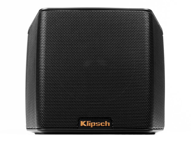 klipsch groove ultra portable bluetooth speaker blutooth 4