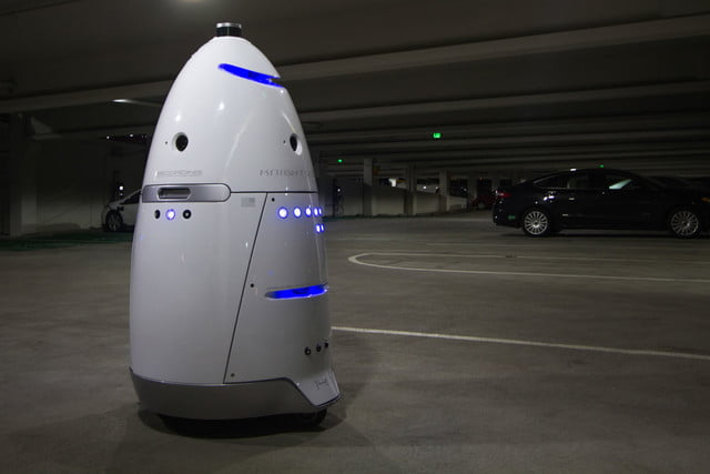 security robot knightscope k5 8494