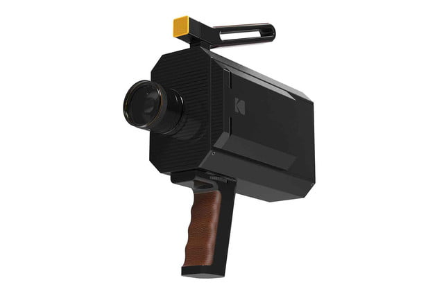kodaks new super 8mm film camera merges past with future kodak 8 34