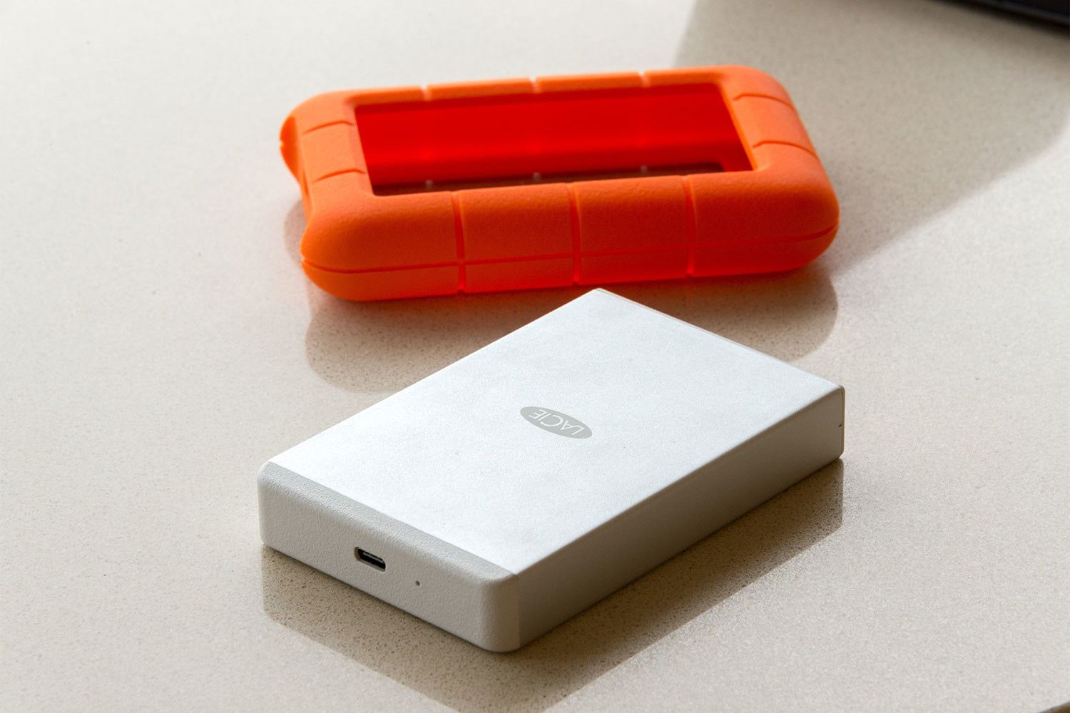 Lacie Rugged Type C