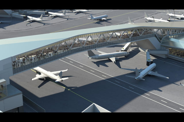 from worst to best new yorks laguardia get 4 billion facelift transformation 6