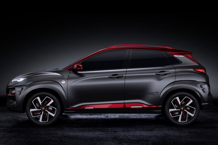 Hyundai Unveils Kona Iron Man Edition But Would Tony Stark Appr Kxxv Central Texas News Now