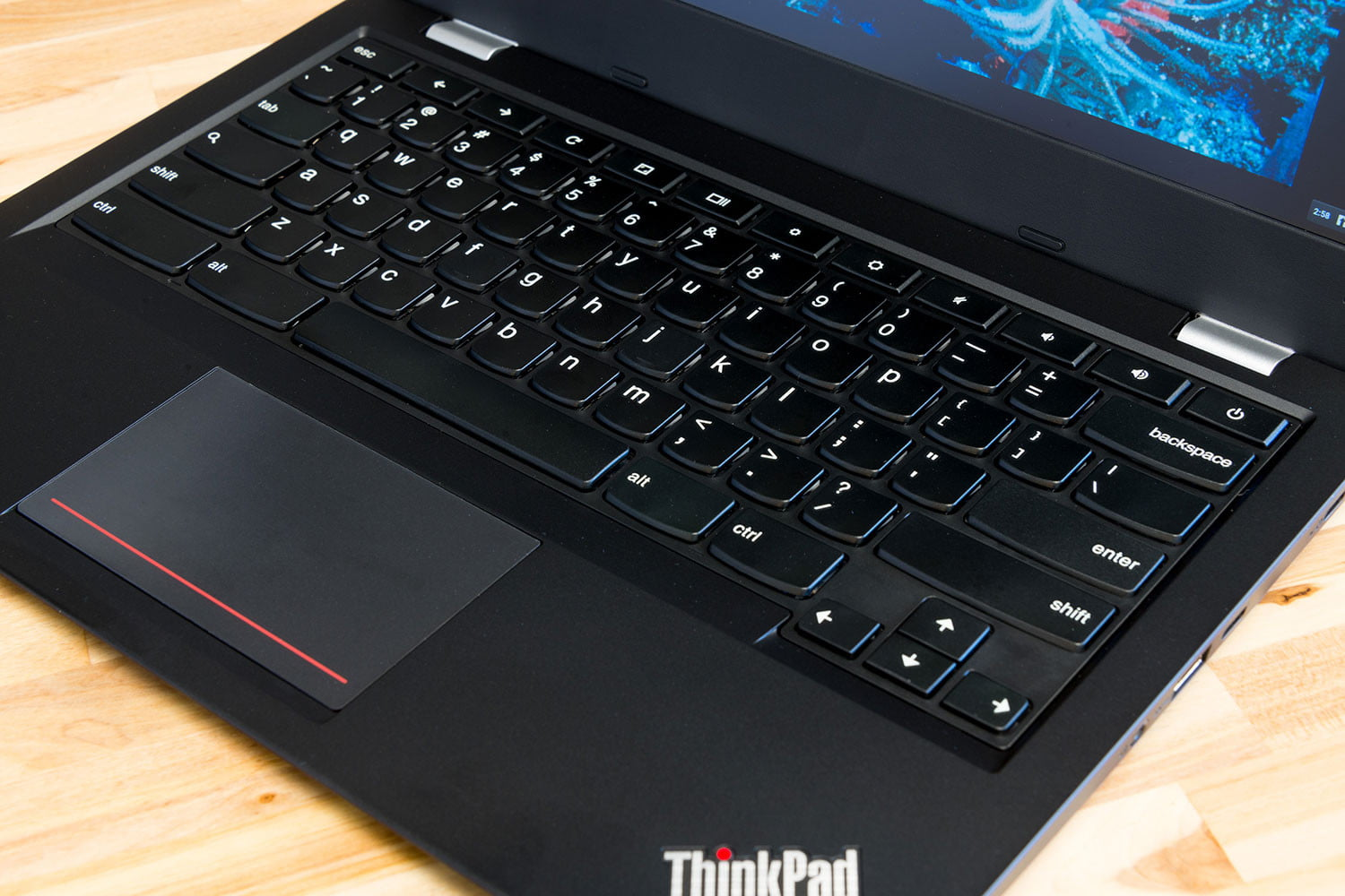 thinkpad 13 chromebook review digital trends. Black Bedroom Furniture Sets. Home Design Ideas