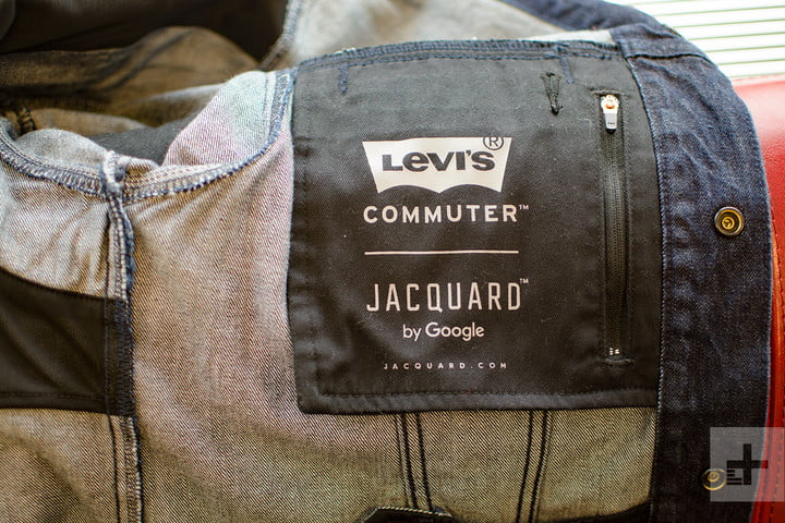levis smart jacket changed how i use my phone levi jacquard google inside pocket