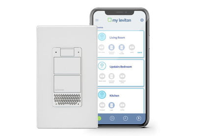Leviton Releases an Alexa Smart Switch, Lights, and Outlets