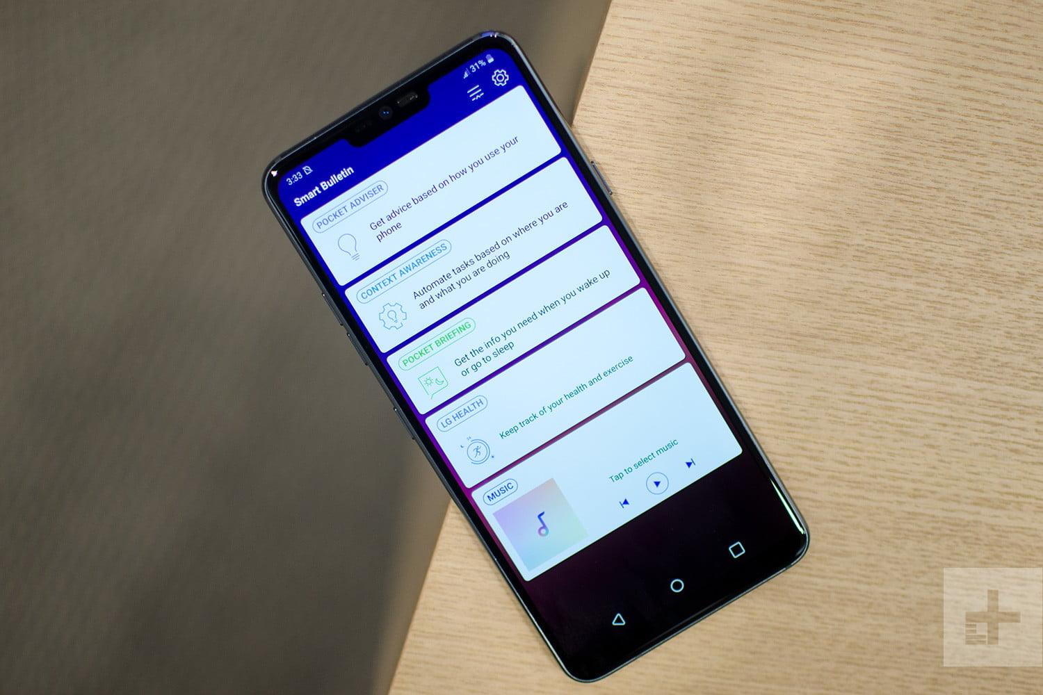 lg g7 thinq hands on smart bulletin