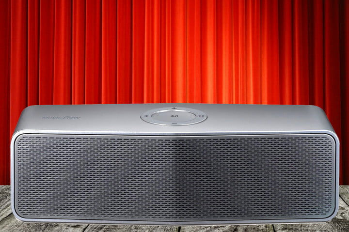 Walmart Drops The Price For Lg Music Flow Portable Bluetooth Speaker Digital Trends