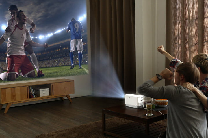 should you buy a projector what you need to consider digital trends