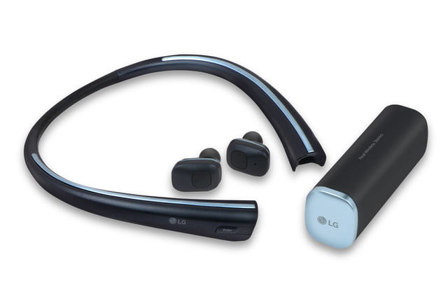 lg bringing true wireless earbuds personal surround sound system ces tone free 2