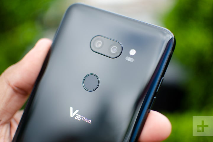 lg v35 thinq back top half