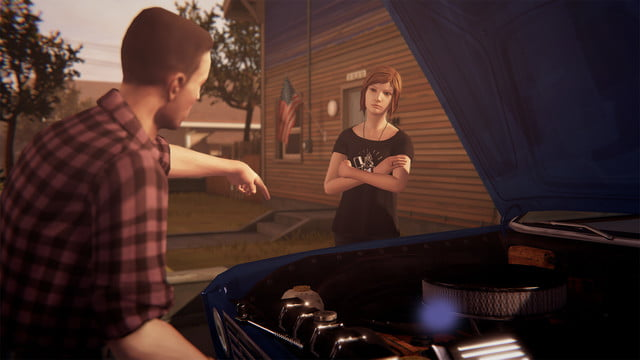 Life Is Strange: Before the Storm interview engine